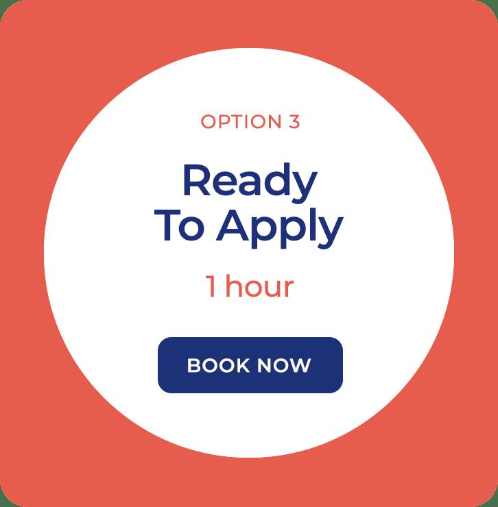 Option 3, Mortgage Application, 1 Hour
